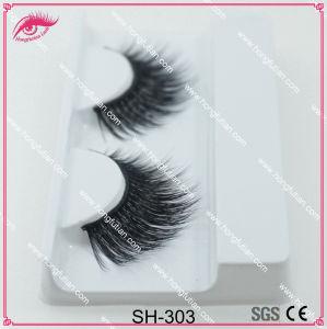 China Wholesale Cheap Artificial Mink Eyelash pictures & photos