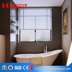 Bathroom Use Safety Design Electric Aluminum Shutters Window pictures & photos