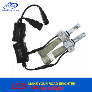 25W 4000lm Philips 5s 9006 Hb4 Auto LED Head Light for Car Headlight pictures & photos