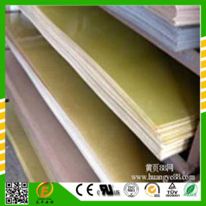 High Quality Epoxy Resin Sheet with Good Price pictures & photos
