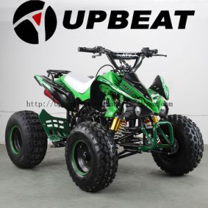 Upbeat Motorcycle Childrens Quad S-5 Style 125 Cc Engine Miniquad 125 CCM Razer Black pictures & photos