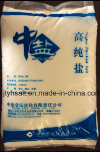 Kintan Refined Industry Salt-25kg PE pictures & photos