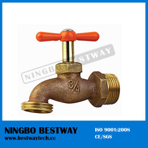 High Performance Brass Bibcock Manufacter Fast Supplier (BW-Z18) pictures & photos