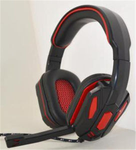 Hot-Selling Stereo Gaming Headphone Headset for Gaming Players pictures & photos