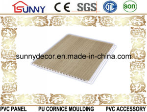 2016 Laminated PVC Panel, PVC Wall Panel, PVC Ceiling for Indoor Decorations pictures & photos