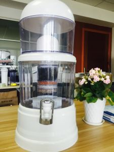 12L Price Mineral Water Purifier Pot with Carbon pictures & photos