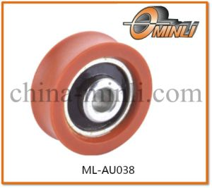 Sliding Window & Door Fittings Plastic Pulley (ML-AU038) pictures & photos