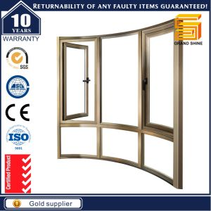 2016 Good Quality and Reasonable Price Aluminum Casement Window pictures & photos