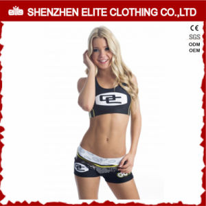 Ladies Custom Sports Bra and Fitness Leggings Set pictures & photos