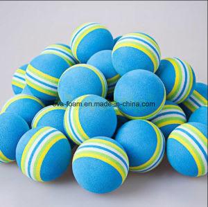 Kids Funny Toy Balls 3.5cm Rainbow Color EVA Material Ball Foam Sponge Children′s Toys pictures & photos