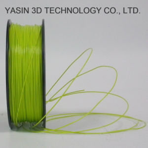 Best 1.75mm 3mm ABS PLA 3D Printer Filament Supplier 1kg 5kg for 3D Printing pictures & photos