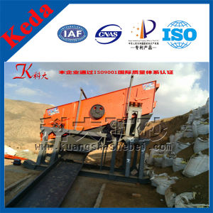 High Efficiency Gold Linear Vibrating Screen pictures & photos