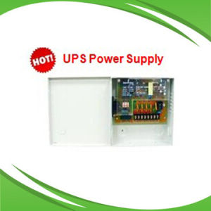 UPS Power Supply Input: AC100-240V Output: DC12V 3A pictures & photos