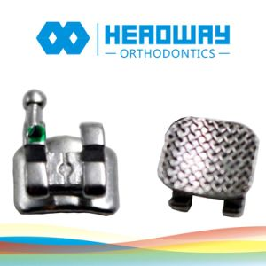 China Golden Supplier Dental Bracket, Orthodontic Bracket Manufacturer pictures & photos