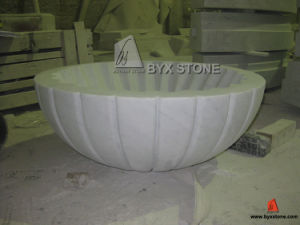 White Carrara Marble Water Feature / Fountain pictures & photos