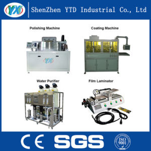 Mobile Phone Touch Panel Glass Manufacturing Machines with Low Price pictures & photos