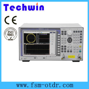 Techwin High Precision Microwave Measurement Vector Network Analyzer pictures & photos