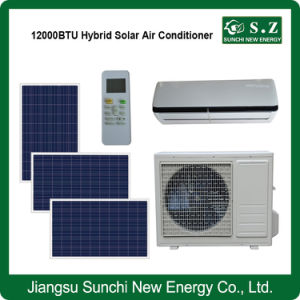 Acdc 50-80% Wall Split Type Solar Powered Air Conditioner pictures & photos