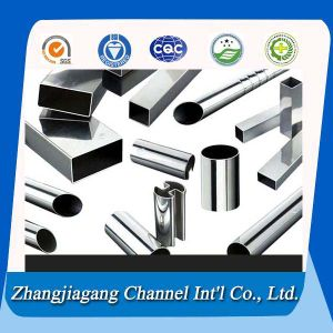 China Best Price 201 304 Stainless Steel Tube for Handrail pictures & photos