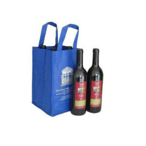 Built 2 Bottle Insulated Wine Cooler Bag (MECO480) pictures & photos