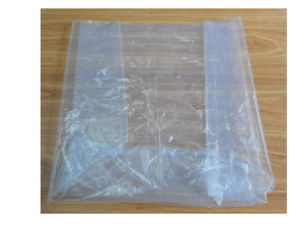 Wholesale Clear Polythelene Plastic Wrapping Shopping Bag