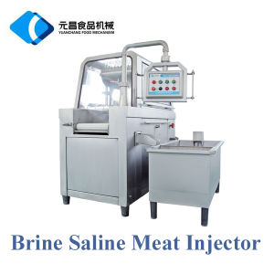Stainless Steel Brine Saline Meat Injection Injector Machine for Various Meat pictures & photos