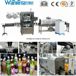 Bottling Water Labeling Machine (WD-S350) pictures & photos