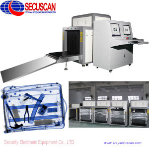 Multi-View X Ray Baggage Scanner--3D (New) pictures & photos