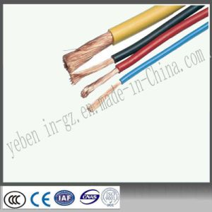 Copper Conductor PVC Insulated and Sheathed Flexible Control Cable
