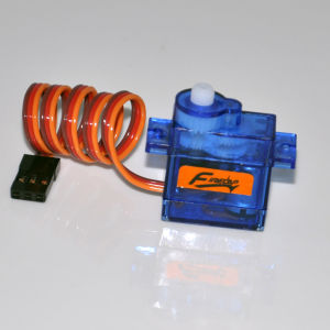 Metal Brushed Cheap Servo Motor Compatible with Futaba Servo pictures & photos