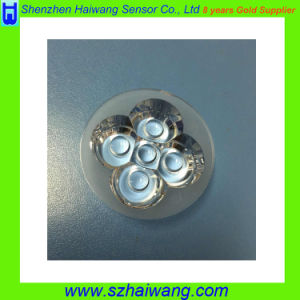 30 Degree 45 Degree Flat Clear Optical LED Lens X5 pictures & photos