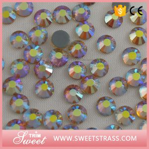 Nail Art Flat Back Stones Diamond Strass in Mc Quality pictures & photos
