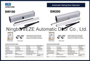 Electromechanical Automatic Swing Door Operator System pictures & photos
