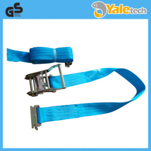 TUV/GS Certified Ratchet Strap with E Tracks pictures & photos