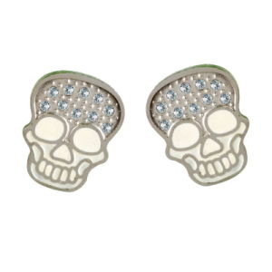 Stainless Steel Jewelry Skull Earrings Fashion Jewelry Earrings pictures & photos