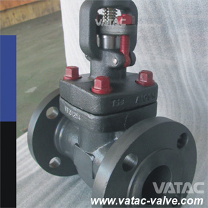 API 602 Flanged Forged Steel Gate Valve pictures & photos