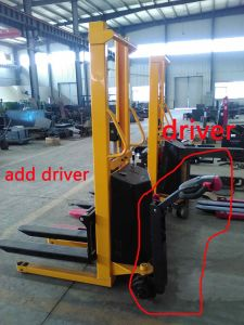 1.6~3.5m Power Stacker 1-2t pictures & photos