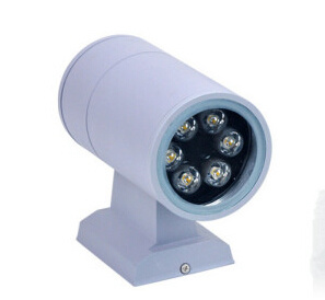 ETL, cETL, Dlc, Ce&RoHS LED Wall Light 5W IP65 30deg 60deg 90deg pictures & photos