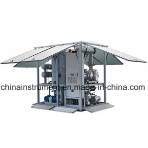 Top-Rated Ultra-High Voltage Transformer Oil Recycling Machine pictures & photos