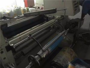 Second Hand Roll Foam Tape, Paper Label, Film Automatic Slitting Rewinding Machine