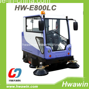 All Closed Electric Road Street Sweeper Machine pictures & photos