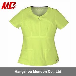 Cheap Reina Medical Scrub Uniform pictures & photos