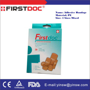 Size and Shape Assorted Waterproof /Dirtproof Adhesive Bandage by Firstdoc pictures & photos