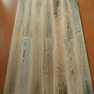 UV Lacquered Prefinished Oak Engineered Wooden Flooring pictures & photos