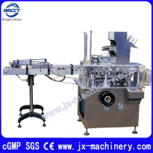 Smz -125 Bottle Box Cartoning Packing Machine for GMP Standards pictures & photos