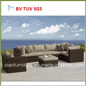 outdoor synthetic rattan garden leisure sofa china outdoor rattan garden