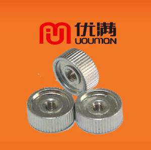Knurled Nuts Friction Wheel Nut for Self-Generating Electricity