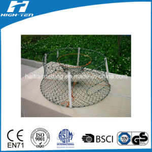 Round Crab Net/Crab Trap (HT-RCN-116) pictures & photos