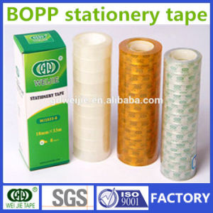 BOPP Adhesive Stationery Tape for School and Office Use pictures & photos