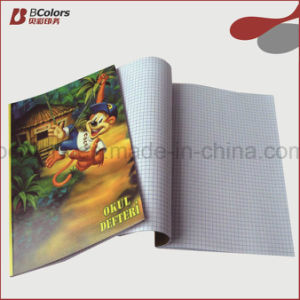 Custom Exercise Book 177X228mm Factory Printing pictures & photos